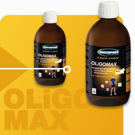 preparation oligomax ergysport