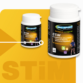 preparation sport ergysport stim