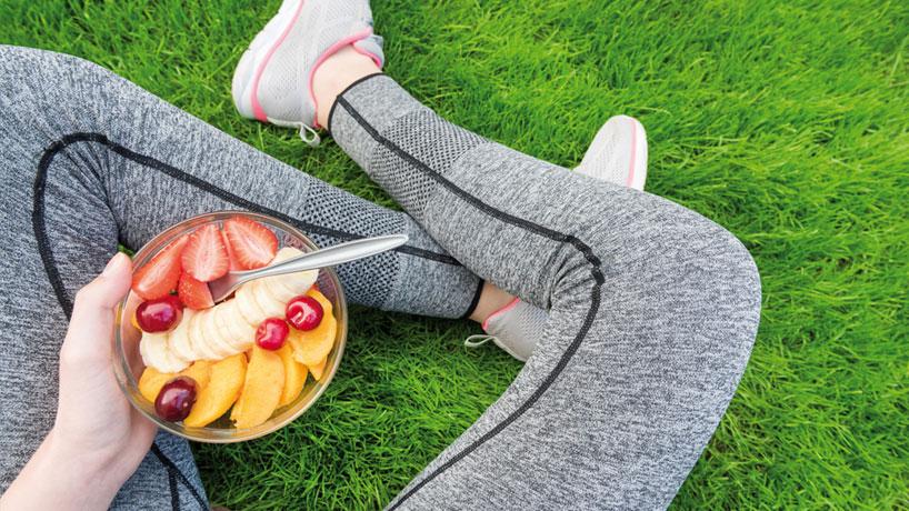 Alimentation sportive au quotidien