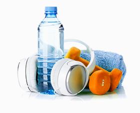 bouteille eau sport