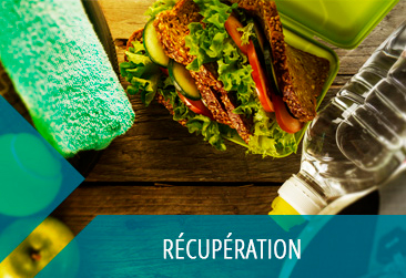 Récupération par l'alimentation