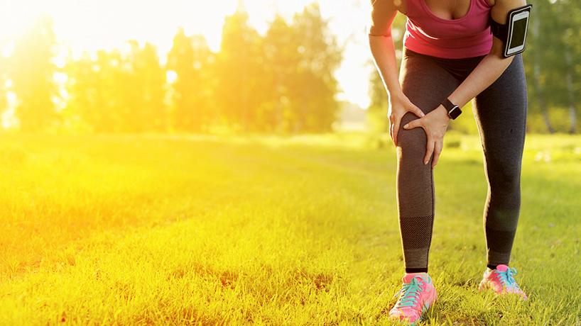 Confort articulaire et alimentation sportive