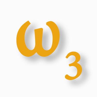 Symbol Omega 3
