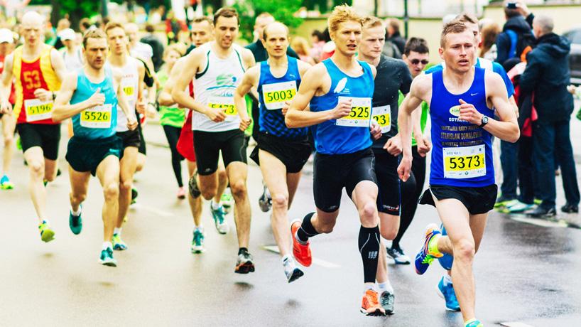 Course à pied et régime alimentaire du sportif