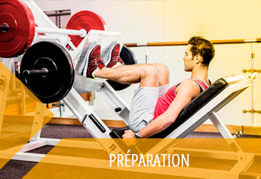 Nutrition sportive du fitness