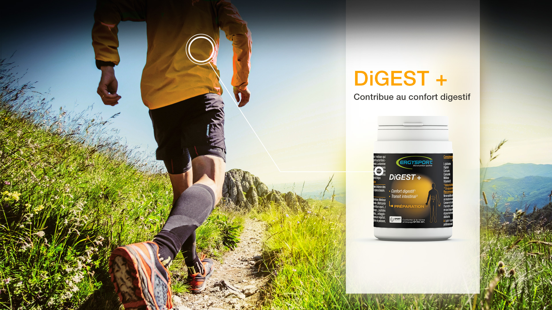 complément alimentaire running digest+