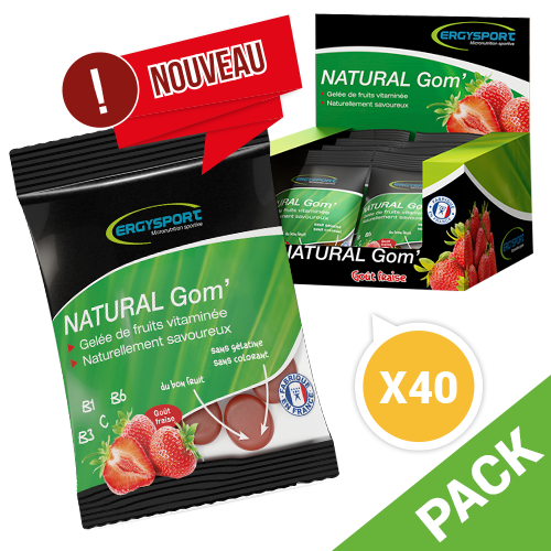 Pack Natural Gom