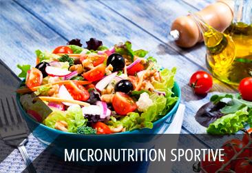 Micronutrition sportive et immunité